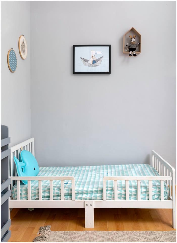 עיצוב חדר ילדים עפרי ורואי 10