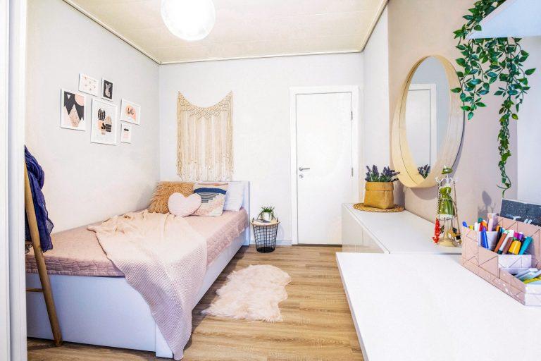 עיצוב חדר ילדים - החדר של מעיין
