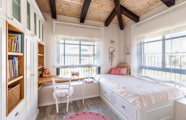 עיצוב חדר ילדים - החדר של רומי