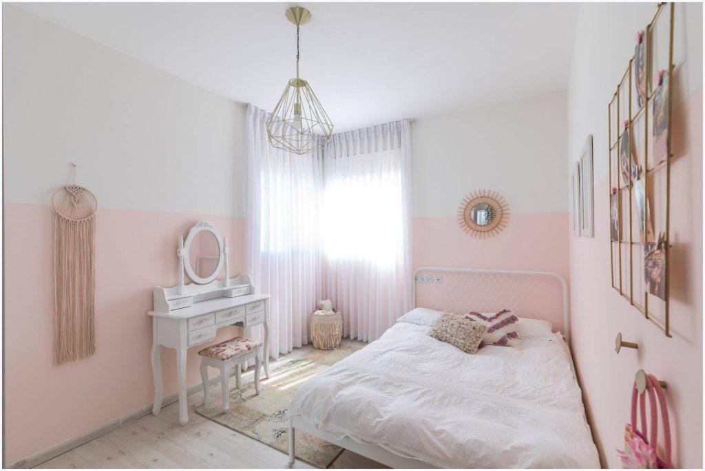 עיצוב חדר ילדות - נועה