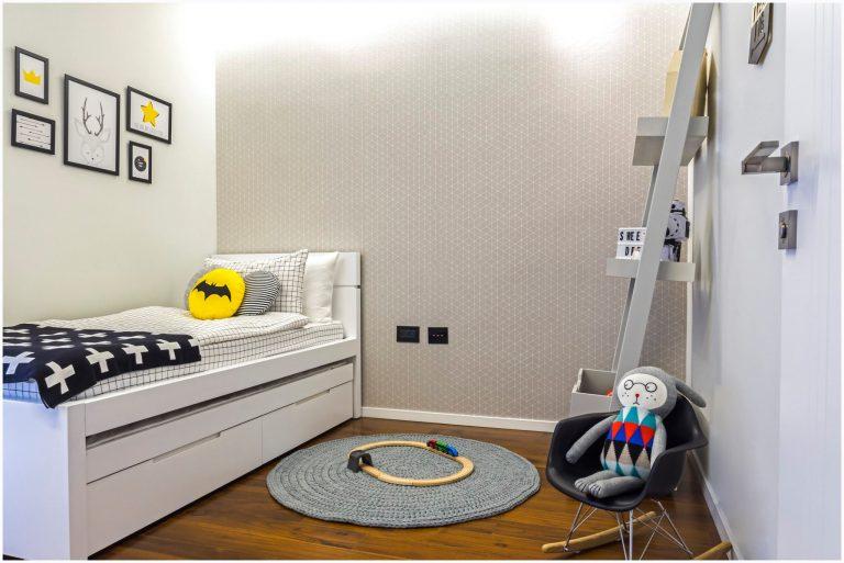 עיצוב חדר לילד - החדר של גיא